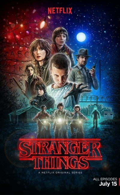 Stranger Things (1º Temporada)