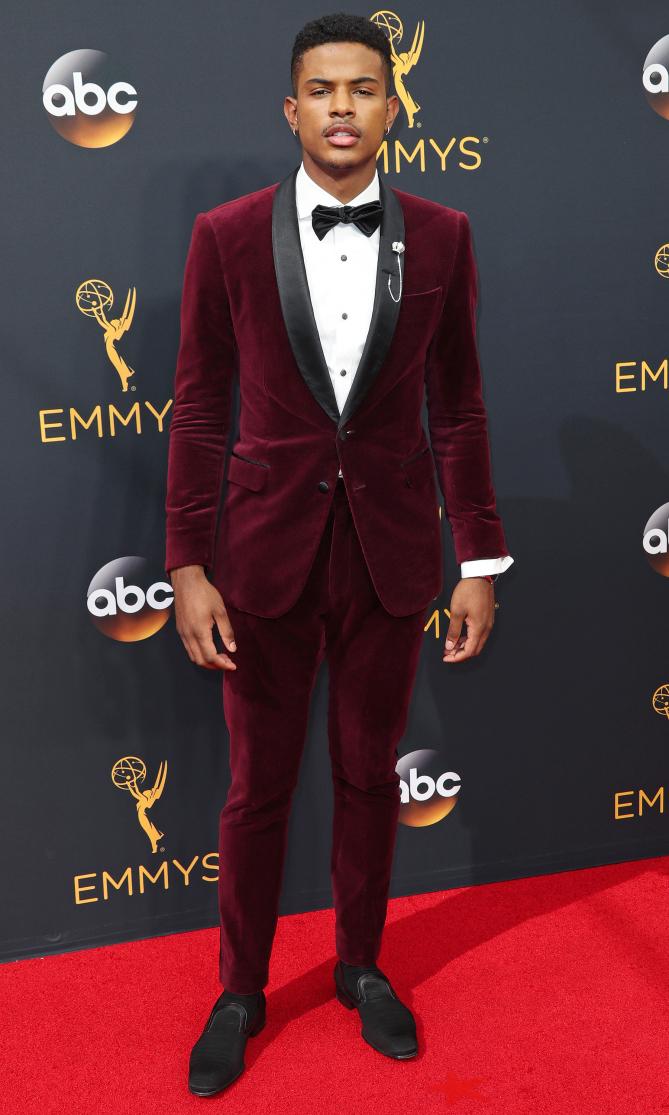68th Primetime Emmy Awards, Arrivals, Los Angeles, USA - 18 Sep 2016 - Limão Mecânico