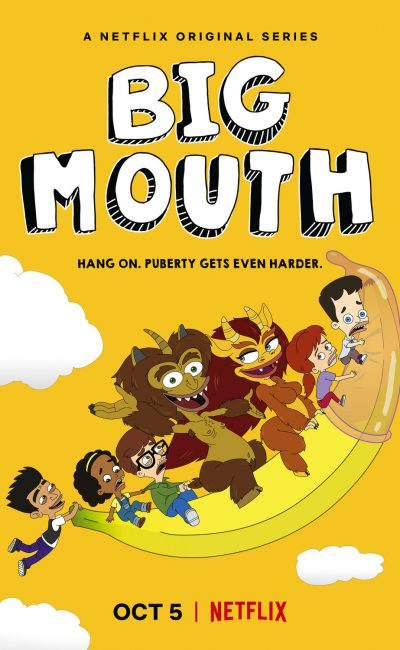 Big Mouth: O Amor é um Terror