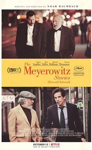 Assistir Os Meyerowitz: Família Não Se Escolhe