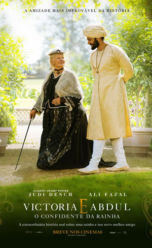 Victoria and Abdul - O Confidente da Rainha