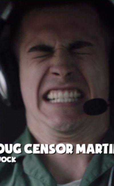 Doug Censor Martin