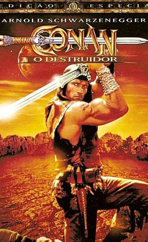 Conan, Destruidor