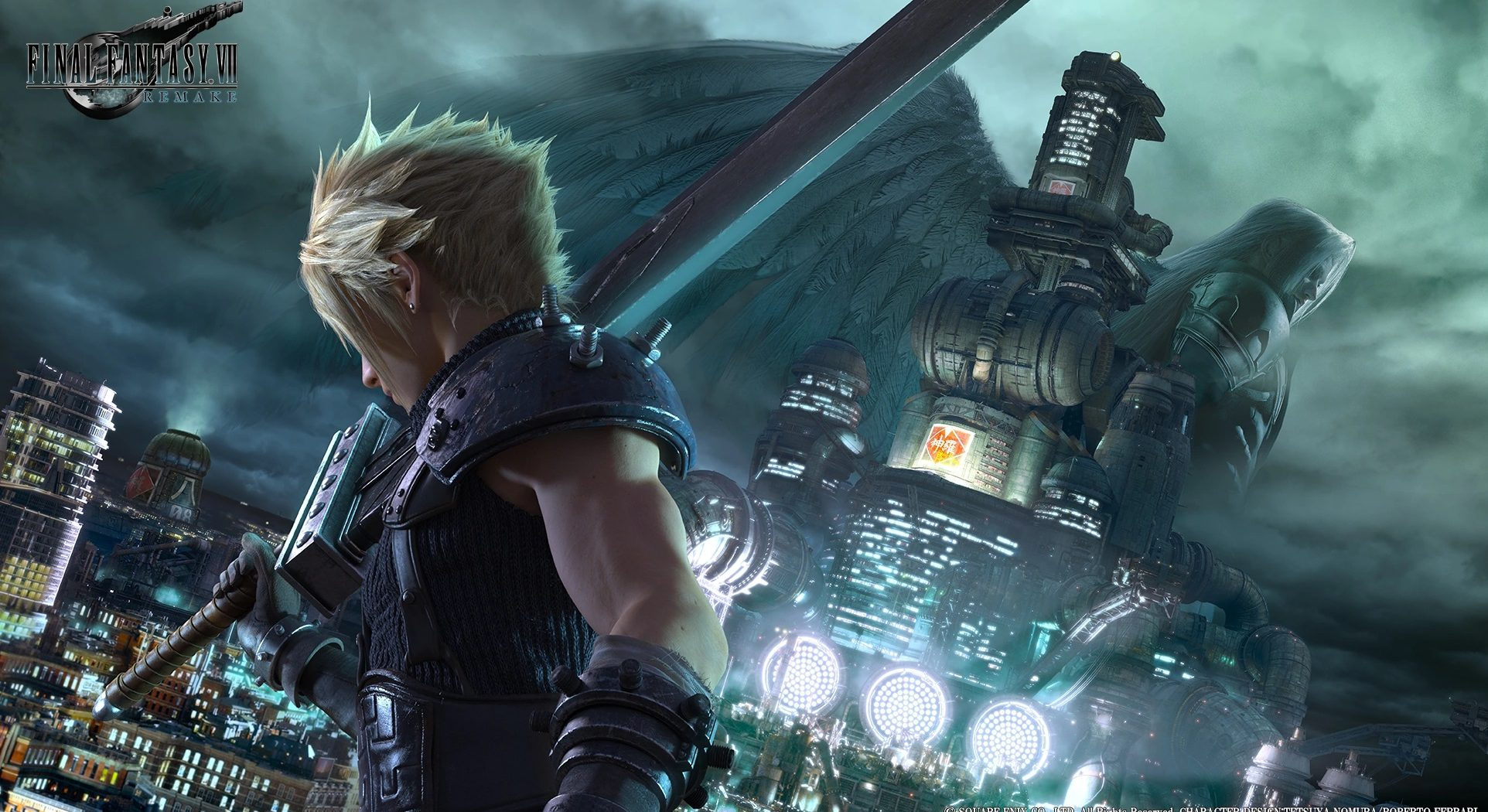 Remake de Final Fantasy VII será superior ao original, almeja Square-Enix