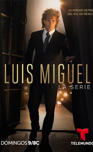 Luis Miguel: A Serie