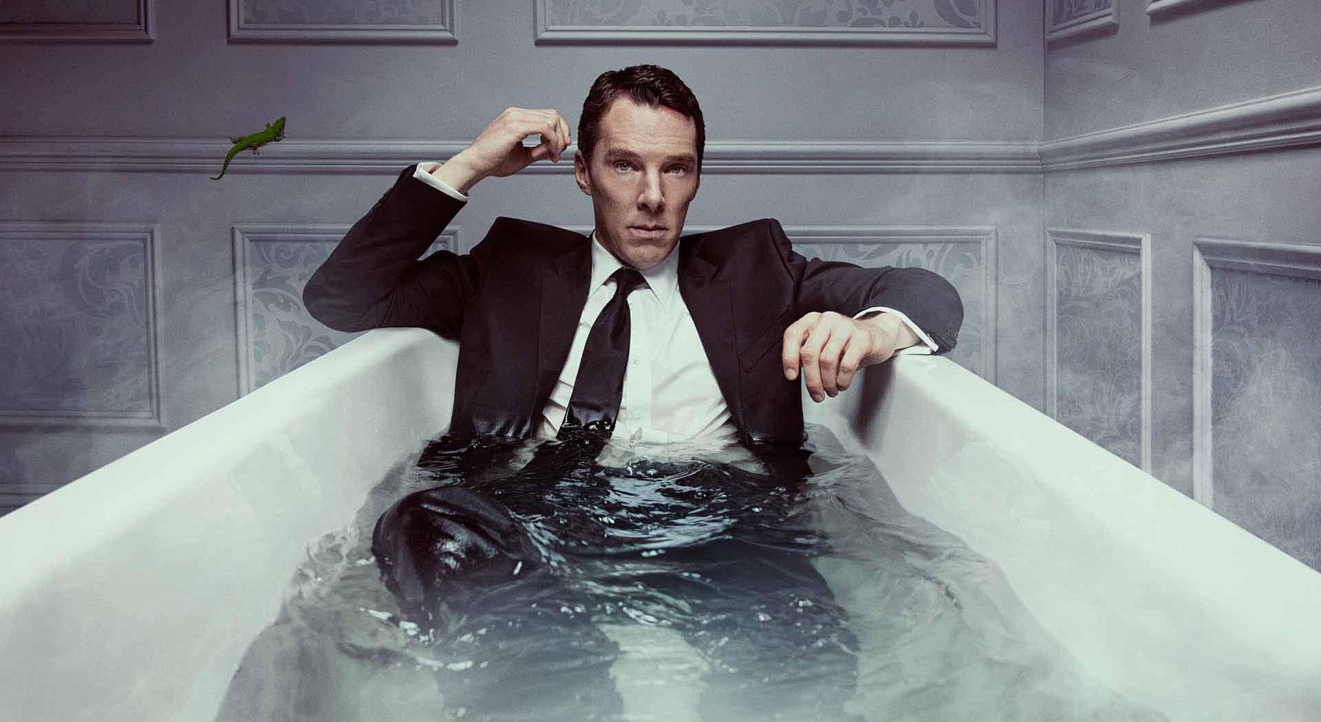 Benedict Cumberbatch tenta se livrar dos vícios em trailer de Patrick Melrose
