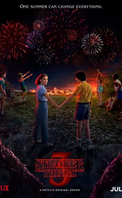 Stranger Things (3º Temporada)