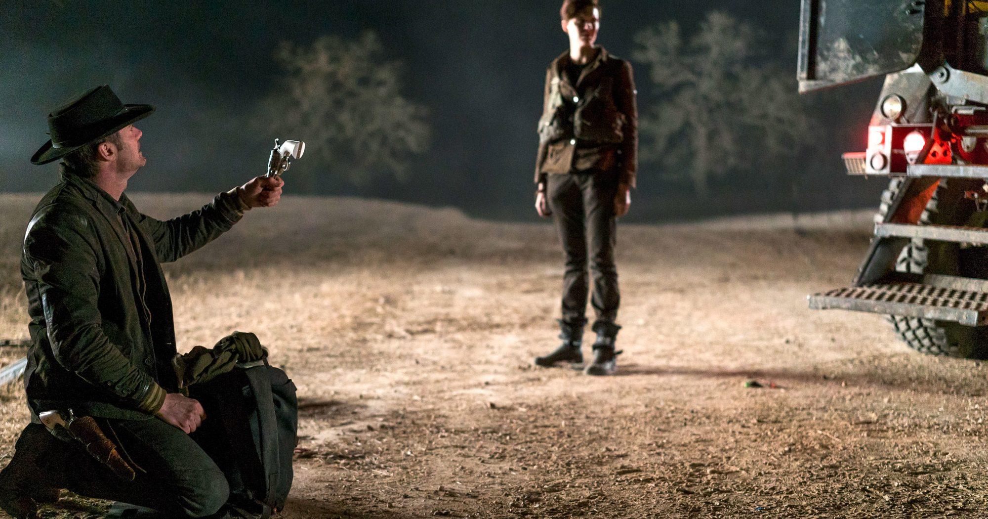 Fear the Walking Dead revela outra morte em episódio chocante