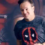 """Por causa de """"Deadpool 2"""", Rubinho Barrichello enfim chega no horário"""