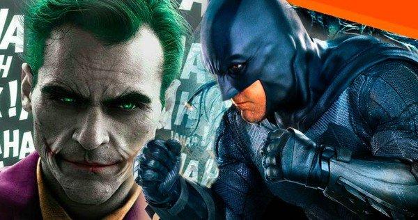 Batman está ligado ao filme do Coringa de Joaquin Phoenix?