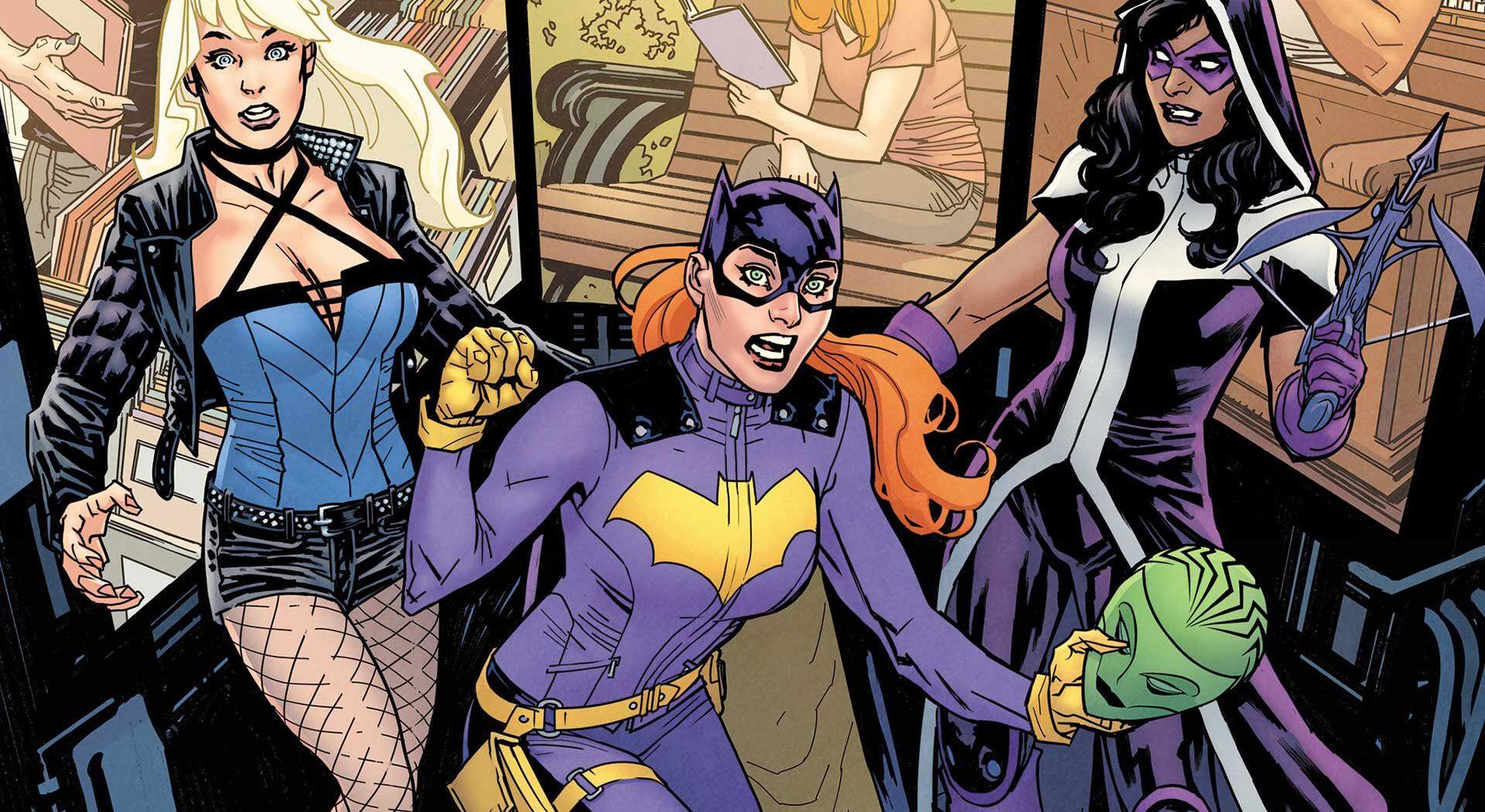 Canário Negro e Caçadora vai estrear no Birds of Prey da DC?