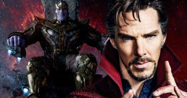 Como Benedict Cumberbatch convenceu Josh Brolin a encarar Thanos