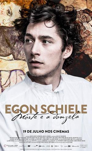 Egon Schiele – Morte e Donzela