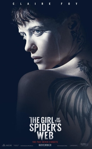 Millenium: A Garota na Teia de Aranha