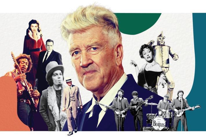 Perry Mason, Captain Beefheart e 11 outras peças de cultura pop que David Lynch ama