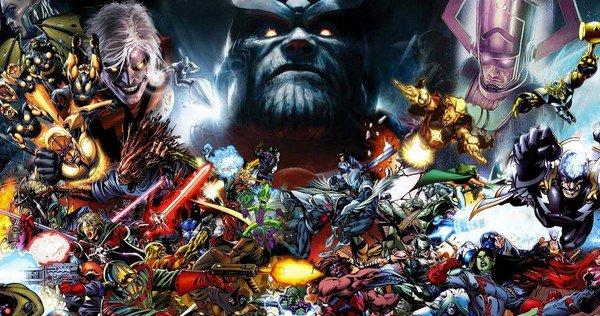 Vingadores 4 vai trazer Kronos dos Eternos?