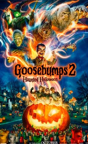 Goosebumps 2: Halloween Assombrado