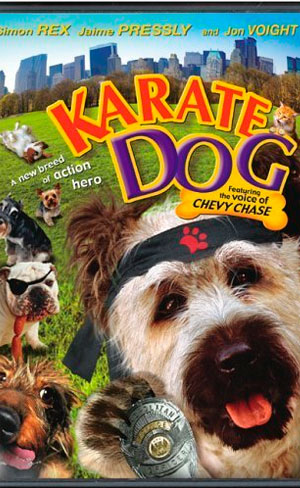 Karatê Dog - O Cão Marcial
