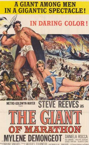 O Gigante da Maratona