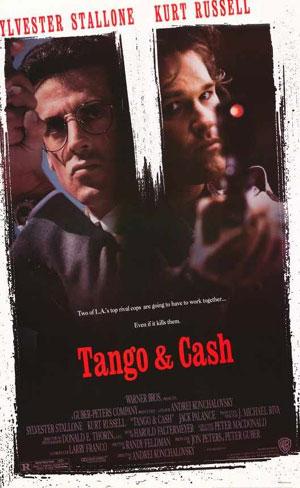Tango E Cash: Os Vingadores