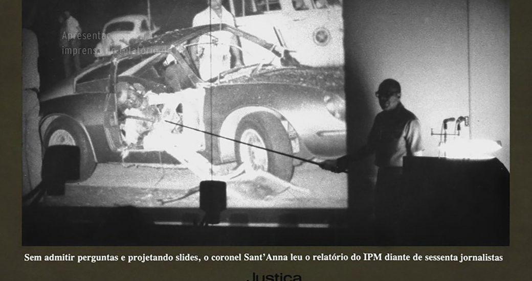 FILME MISSÃO 115, de Silvio Da-Rin, estreia na próxima quinta-feira, dia 23 em São Paulo.