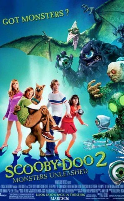 Scooby-Doo 2: Monstros a Solta