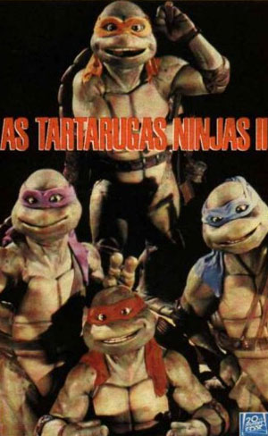 As Tartarugas Ninja II: O Segredo do Ooze
