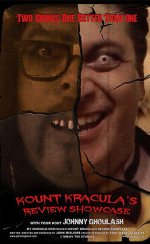Kount Kracula's Review Showcase