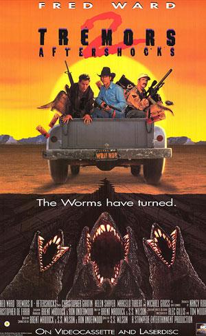 O Ataque dos Vermes Malditos 2: Os Vermes Estão de Volta