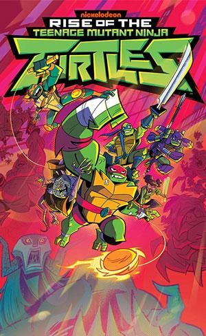 O Despertar das Tartarugas Ninja