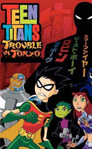 Os Jovens Titãs: Missão Tóquio