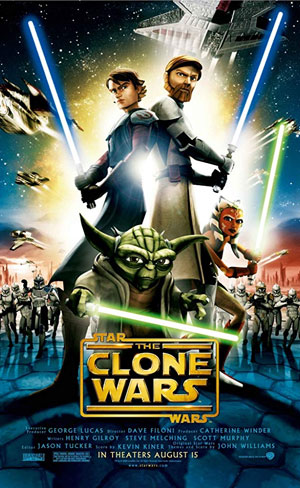 Star Wars: The Clone Wars | Star Wars: A Guerra dos Clones
