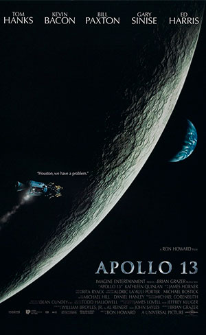 Apollo 13: Do Desastre ao Triunfo