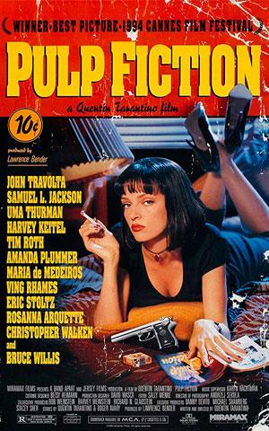 Pulp Fiction - Tempos de Violência