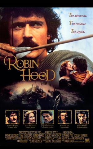 Robin Hood, o Herói dos Ladrões