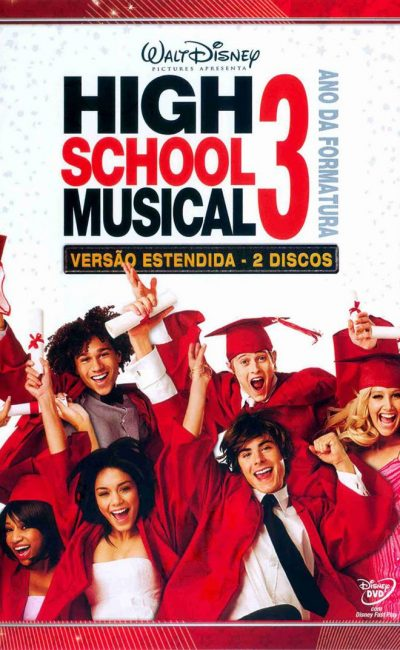 High School Musical 3- O Ano de Formatura