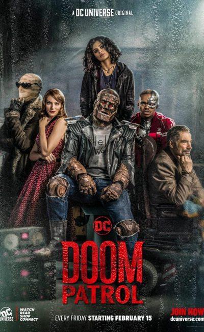 Doom Patrol - Patrulha do Destino