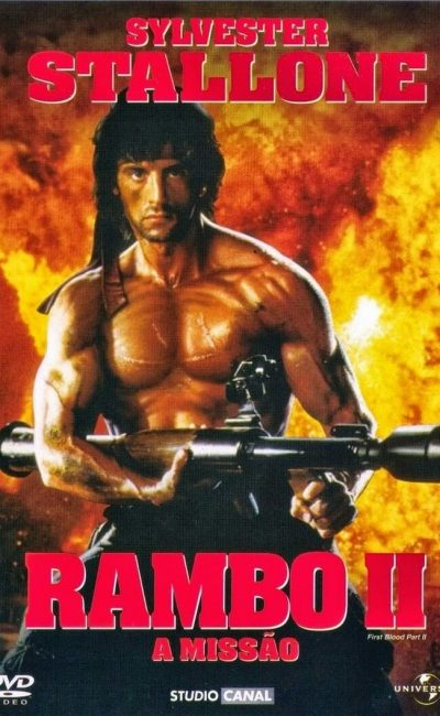 Rambo 2 - A Missão Dublado