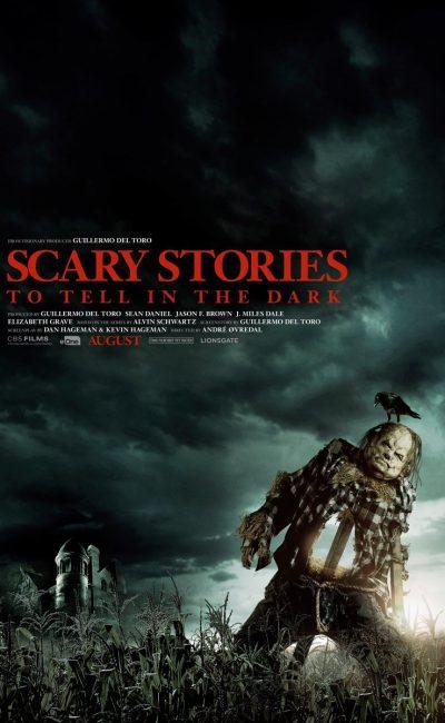 Histórias Assustadoras Para Contar No Escuro - Teasers [Guillermo del Toro]