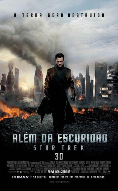 Além da Escuridão - Star Trek