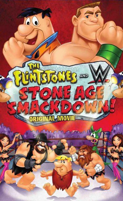 Os Flintstones e as Estrelas do WWE