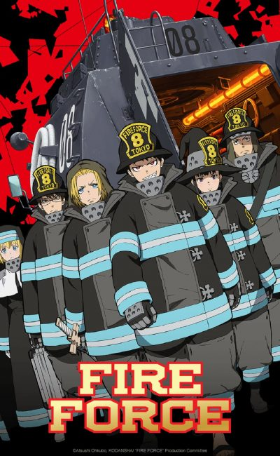 Fire Force - Enen no Shouboutai