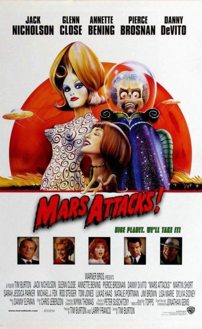 Marte Ataca!