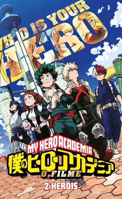 My Hero Academia: 2 Heróis - O Filme