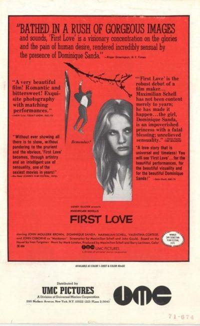 O Primeiro Amor