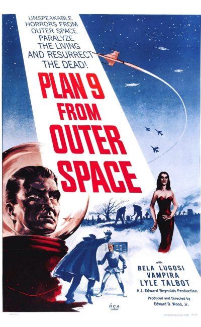 Plano 9 no Espaço Sideral
