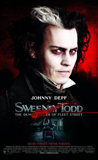 Sweeney Todd: O Barbeiro Demoníaco da Rua Fleet