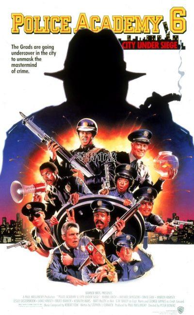 Loucademia de Polícia 6