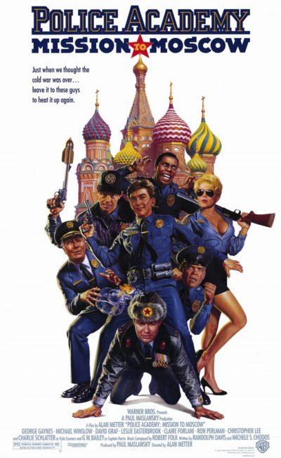 Loucademia de Polícia 7 - Missão Moscow
