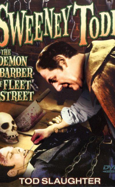 Sweeney Todd: O Diabólico Barbeiro de Londres